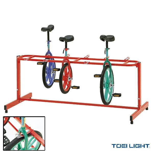 [送料別途]一輪車ラックSK10(T-2714)