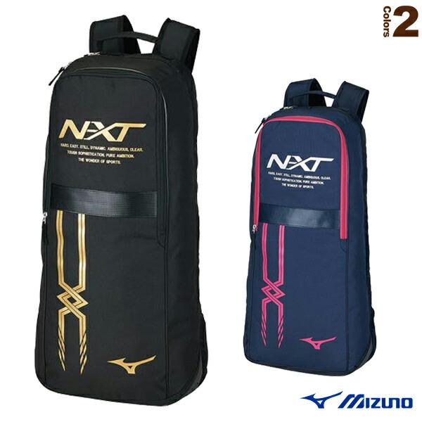 N-XT/ラケットバッグ/ラケット2本入れ/バックパック型(63JD8501)