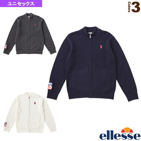 ヘリテージ エンブレムニットジャケット/Emblem Knit Jacket/ユニセックス(EH78301)