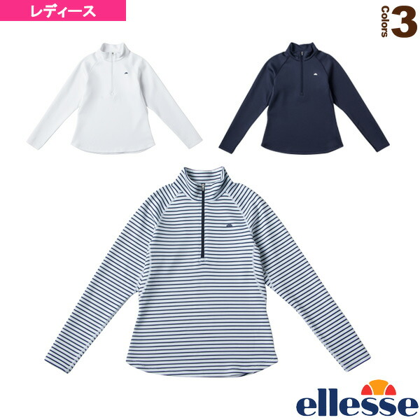 ロングスリーブコンフォートダブルジャージジップアップ/L/S Comfort Double Jersey Zip-up/レディース(EW09126)