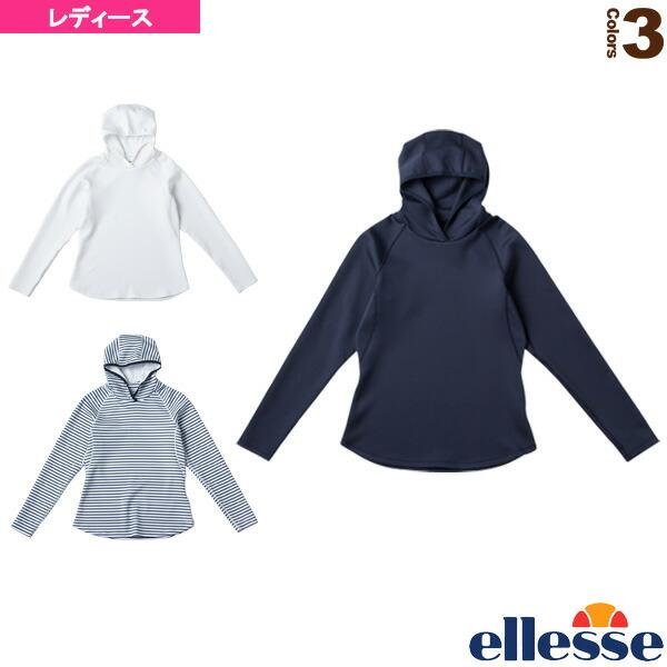 ロングスリーブコンフォートダブルジャージフーディー/L/S Comfort Double Jersey Hoodie/レディース(EW09135)