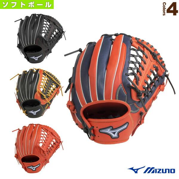 ファンラップef/ソフトボール・外野手向けグラブ(1AJGS20507)