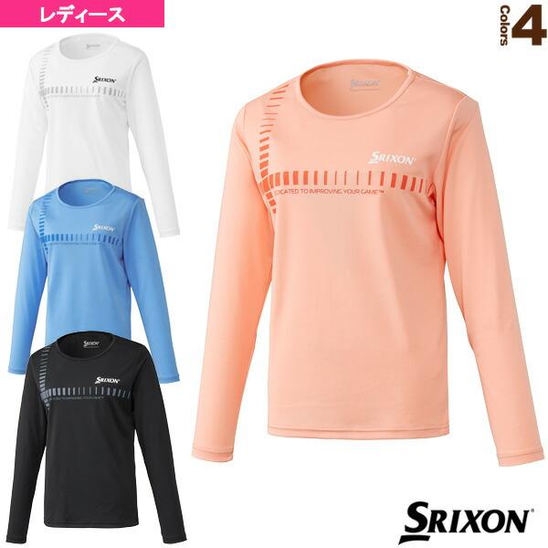 ロングスリーブTシャツ/ツアーライン/レディース(SDL-8922W)