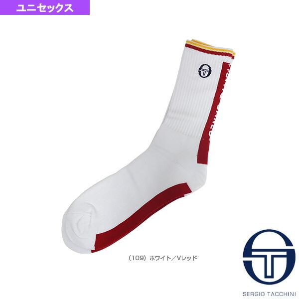 CLIPS/MC/STAFF SOCKS/クリップス/モンテカルロ スタッフソックス/ユニセックス(SGT-38006)