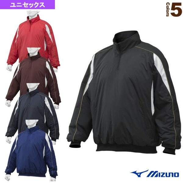 ハーフZIPジャケット/中綿(12JE9V32)