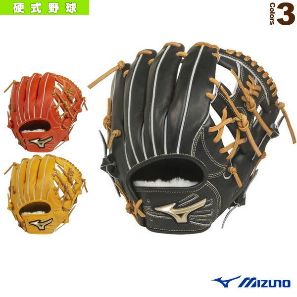 グローバルエリート H Selection 02+プラス/硬式・内野手用グラブ/ポケット正面タイプ(1AJGH22423)