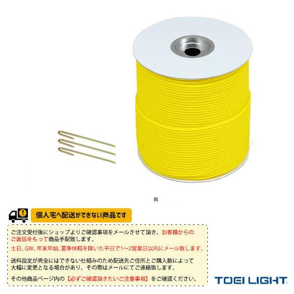 [送料別途]グランドロープ6×300(4)/クイB-5947 100本付き(G-1577)