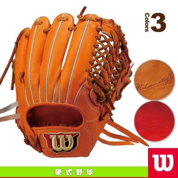 Wilson Staff/硬式用グラブ/内野手用(WTAHWP6KK)