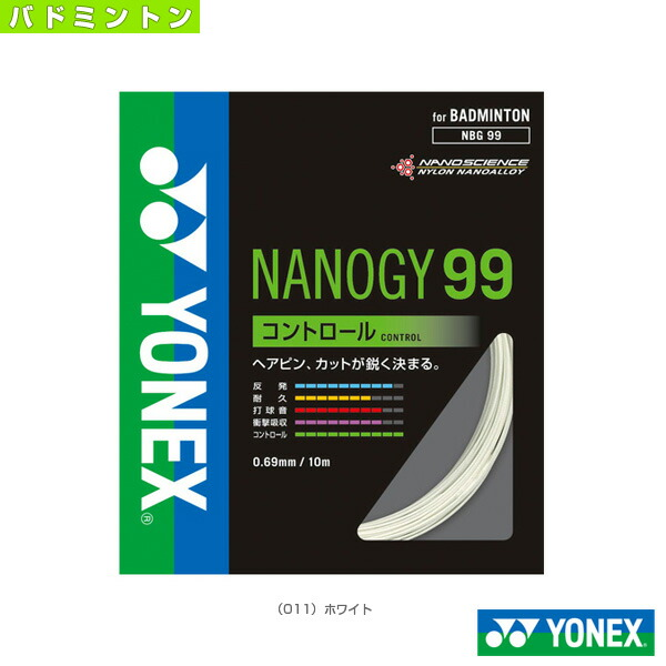 ナノジー99/NANOGY 99(NBG99)