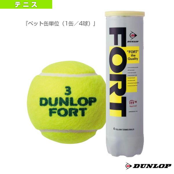 FORT4球入(フォート)『ペット缶単位(1缶/4球)』(DFCPDYL4DOZ)