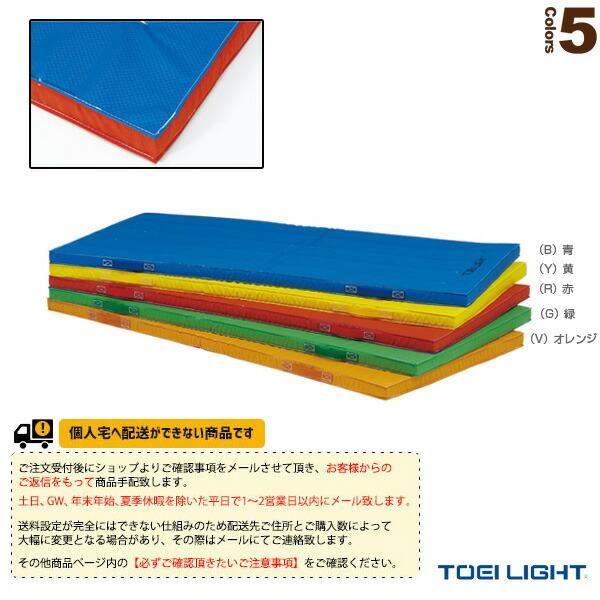 [送料別途]エコカラーノンスリップ合成スポンジマット5cm厚/120×300×5cm(T-1116)