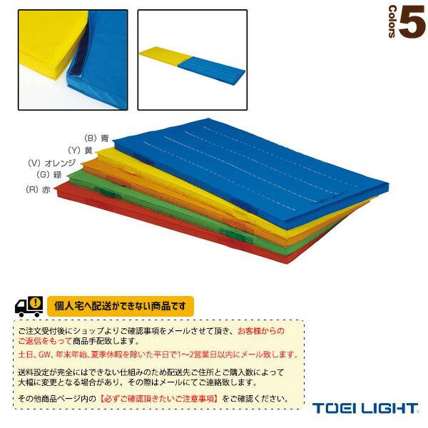 [送料別途]エコカラー連結式合成スポンジマット5cm厚/90×180×5cm(T-1117)