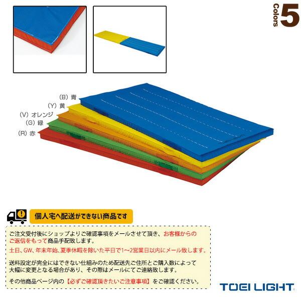 [送料別途]エコカラーノンスリップ連結式合成スポンジマット5cm厚/90×180×5cm(T-1118)