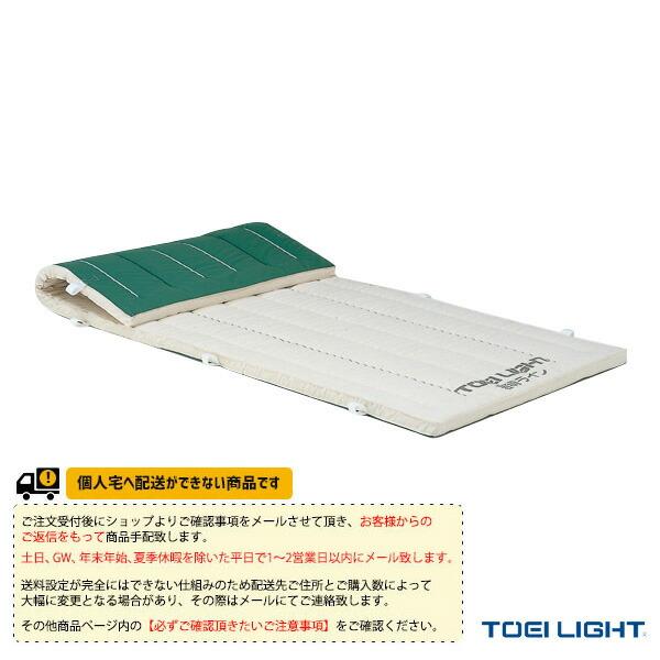 [送料別途]5cm厚抗菌ノンスリップコンビネーションマット 9号帆布/90×180×5cm(T-1288)