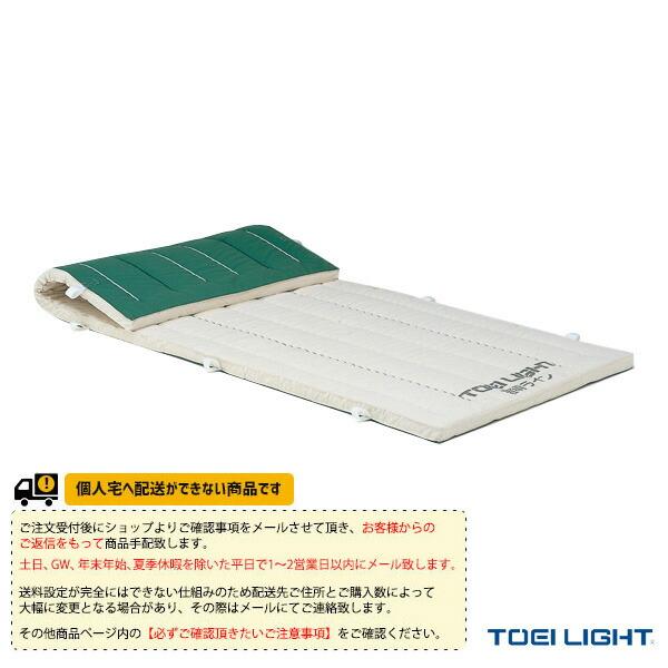 [送料別途]5cm厚抗菌ノンスリップコンビネーションマット 9号帆布】120×300×5cm(T-1290)
