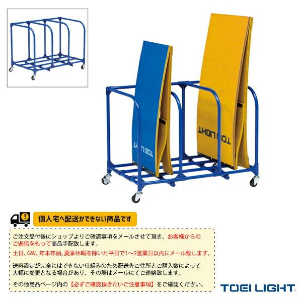 [送料別途]踏切板運搬車100/屋内用(T-1317)