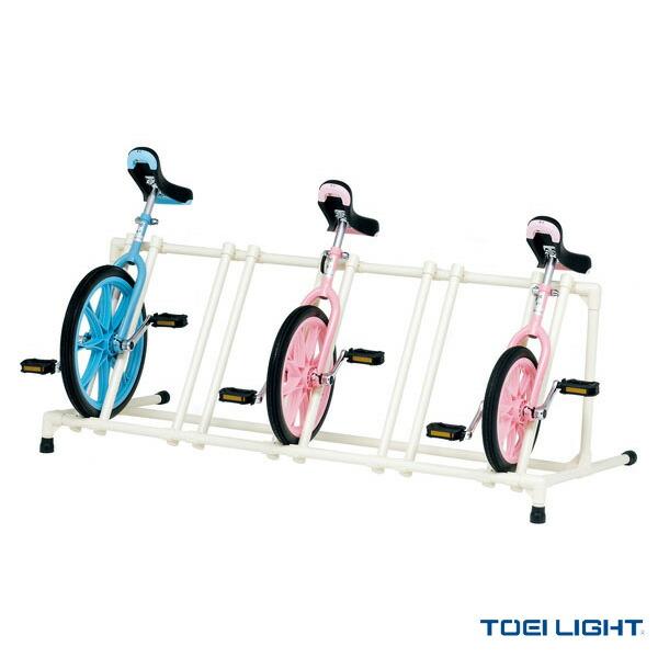 [送料別途]一輪車ラックYZ5(T-2311)