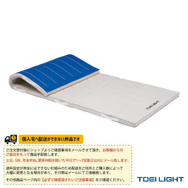 [送料別途]5cm厚ノンスリップコンビネーションマット 9号帆布】90×180×5cm(T-2363)