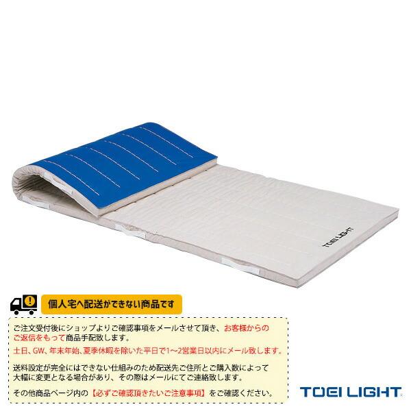 [送料別途]5cm厚ノンスリップコンビネーションマット 9号帆布】120×600×5cm(T-2367)