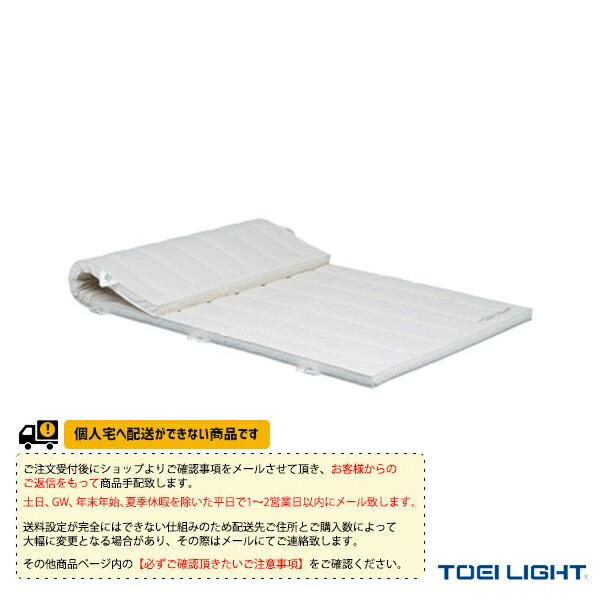 [送料別途]5cm厚合成スポンジマット 9号帆布/90×180×5cm(T-2457)