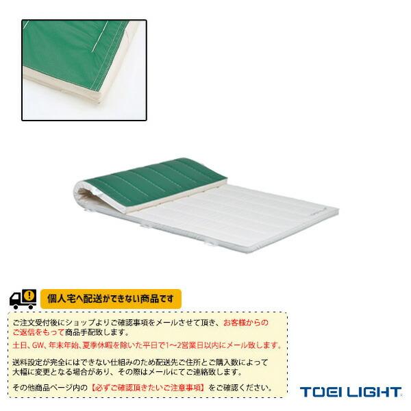 [送料別途]5cm厚ノンスリップ合成スポンジマット 9号帆布/90×180×5cm(T-2468)