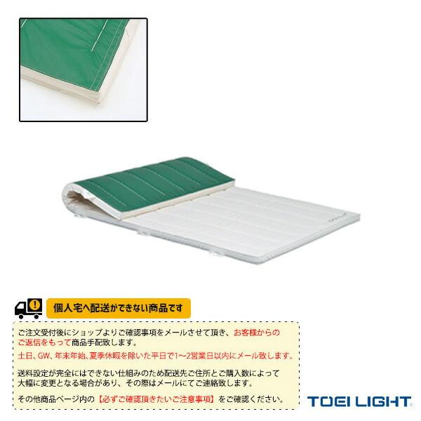 [送料別途]5cm厚ノンスリップ合成スポンジマット 9号帆布/150×600×5cm(T-2473)