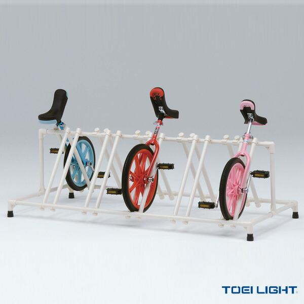[送料別途]一輪車ラックYZ10(T-2493)