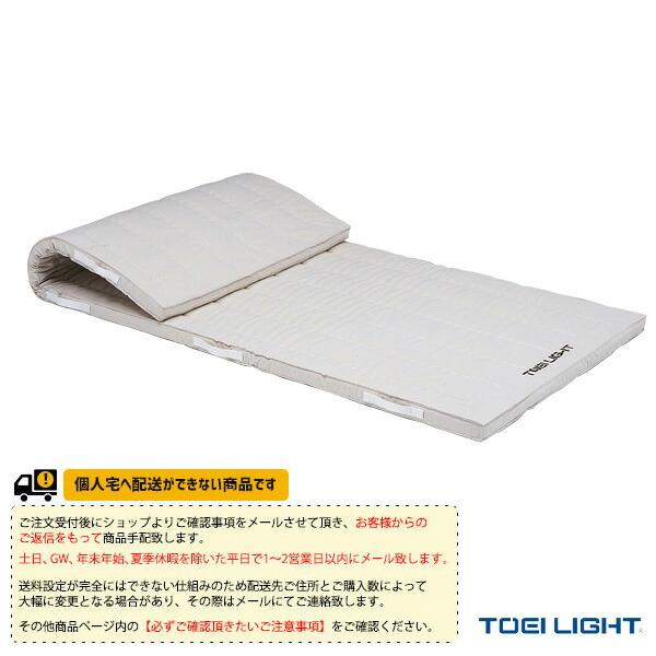[送料別途]6cm厚合成スポンジマット 9号帆布/120×240×6cm(T-2611)