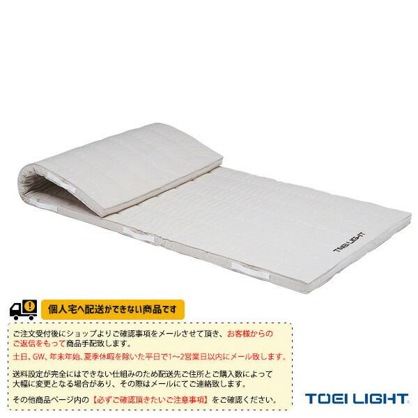 [送料別途]6cm厚合成スポンジマット 9号帆布】120×300×6cm(T-2612)