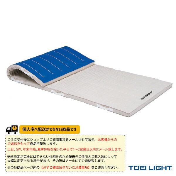 [送料別途]6cm厚ノンスリップ合成スポンジマット 9号帆布】120×600×6cm(T-2694)