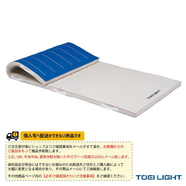 [送料別途]5cm厚抗菌ノンスリップ合成スポンジマット 9号帆布/120×300×5cm(T-2708)