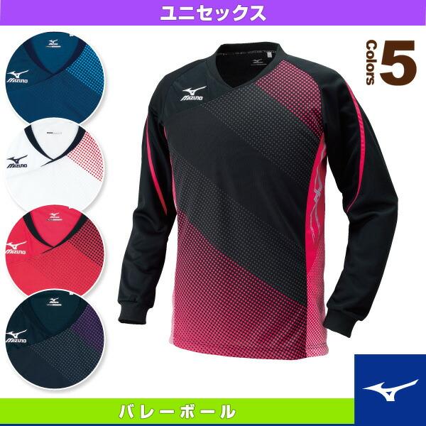 ゲームシャツ(長袖)/ユニセックス(V2JA4021)