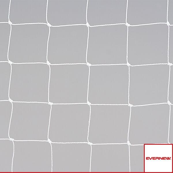 ジュニアサッカーゴールネット J105/角目タイプ/2枚1組(EKE368)