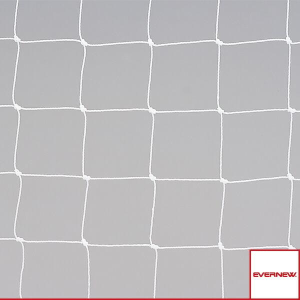ジュニアサッカーゴールネット J106/角目タイプ/2枚1組(EKE369)