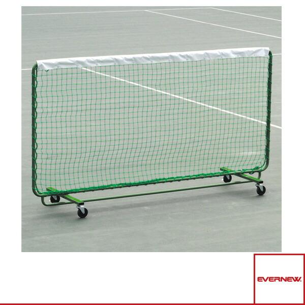 [送料別途]テニス トレーニングネット白帯付 C(EKE678)