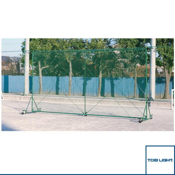 [送料別途]防球フェンス2.5×5DX-C(B-3291)