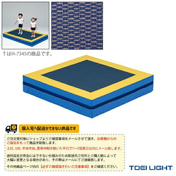 [送料別途]ジャンプ&スプリングマット1/1人用/屋内用(H-7344)