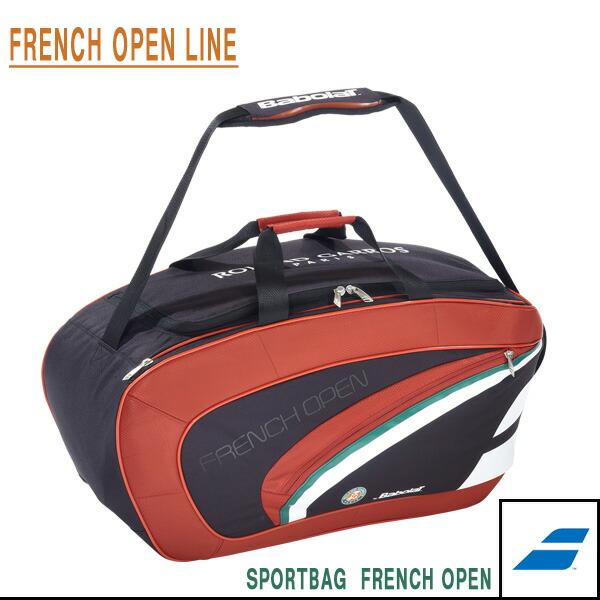 SPORTBAG FRENCH OPEN/スポーツバッグ フレンチオープン(BB752005)