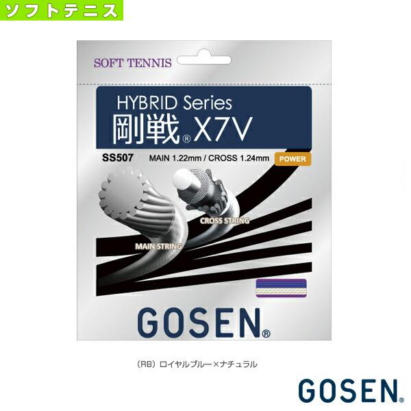 ハイブリッド 剛戦 X7V/GOSEN X7V(SS507)