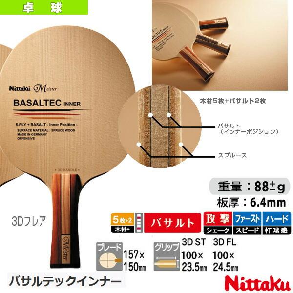 バサルテックインナー/BASALTEC INNER/3Dフレア(NC-0383)