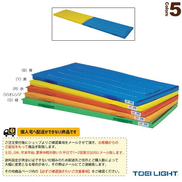 [送料別途]抗菌エコカラー合成スポンジマット5cm厚/連結式/ノンスリップ/90×180×5cm(T-2852)