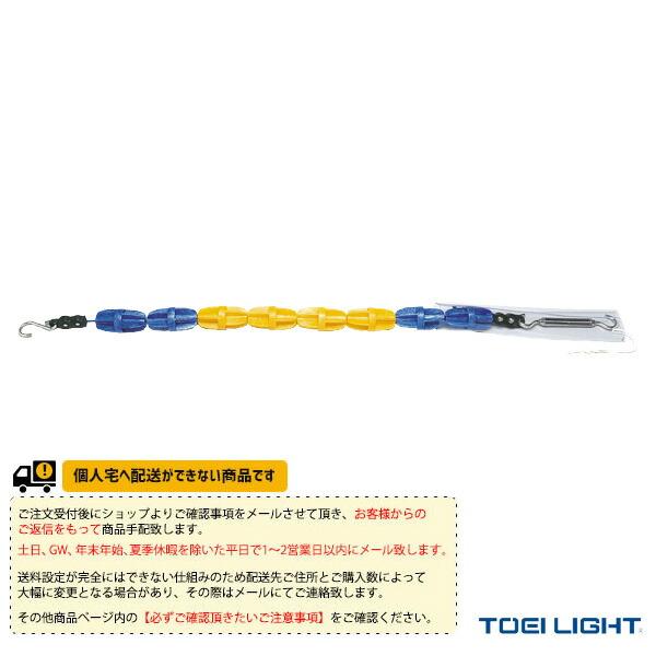 [送料別途]コースロープP60H/低発泡フロートタイプ/25m用(B-2725)