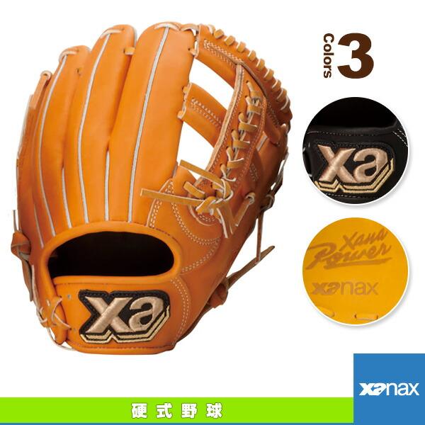 XANA POWER/ザナパワーシリーズ/硬式用グラブ/内野手用(BHG-4315)