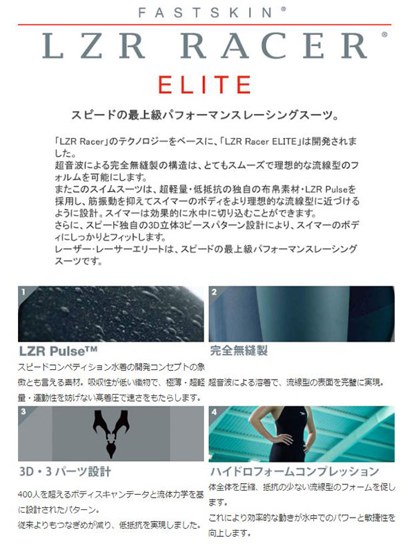 FS LZR Racer ELITE2