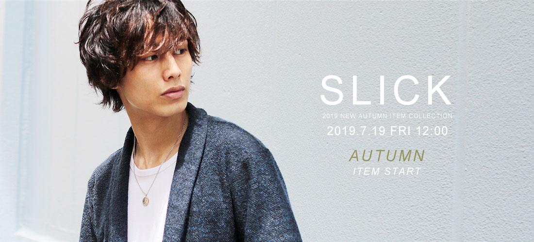 SLICK(スリック)メンズ服