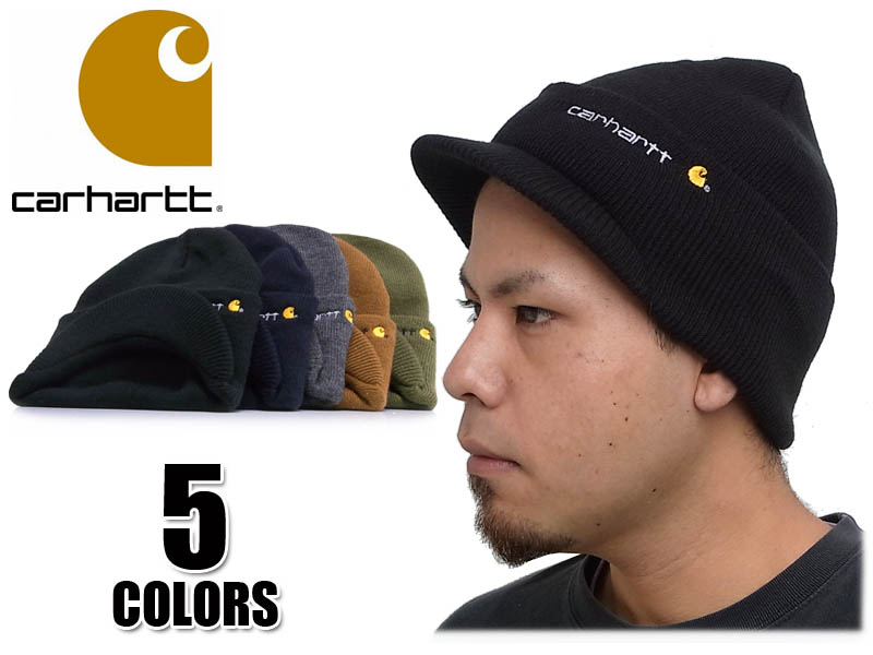 Stream Carhartta164 Knit Hat With Visor Winternithatwisvisor. Carhartt Men  S Marshfield ... abb2f3f6013