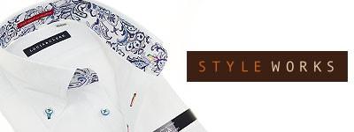 リンク:メンズシャツ専門店 STYLE WORKS