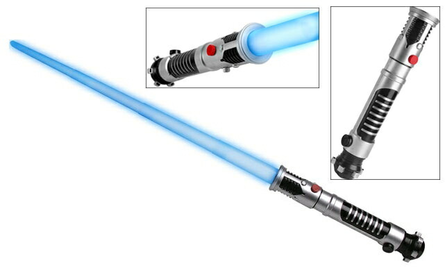 Star Wars Lightsabers Toys : Stab blue rakuten global market star wars obi wan
