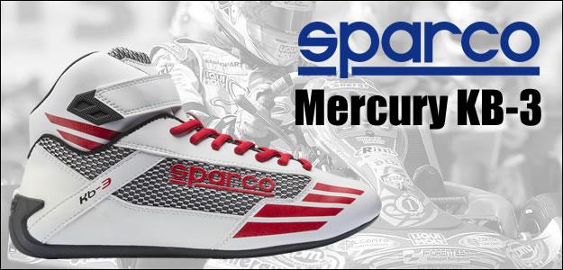 スパルコ レーシングシューズ マーキュリー KB3 2015年モデル