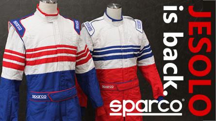 スパルコ イエゾロ レーシングスーツ JESOLO sparco